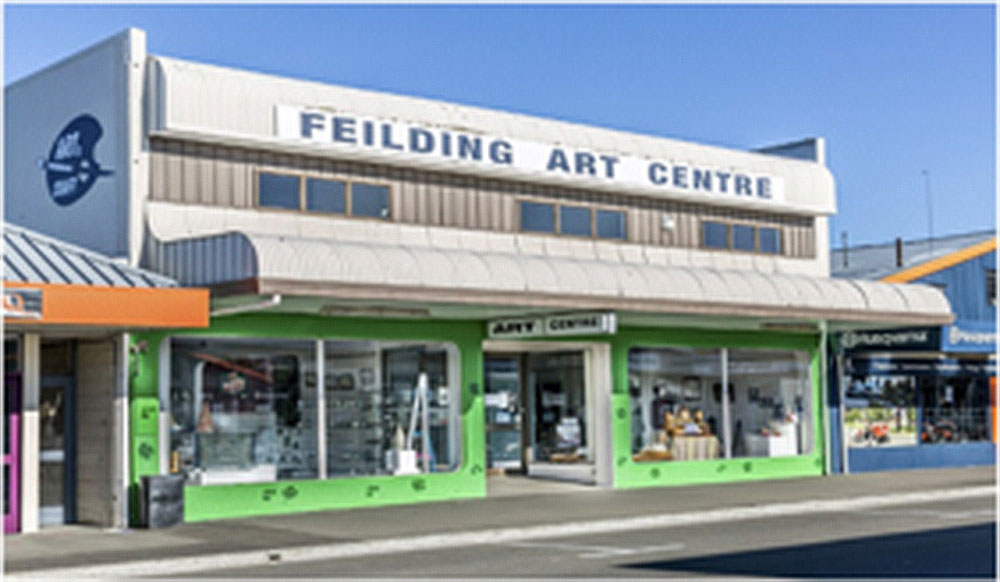 Feilding Art Society building